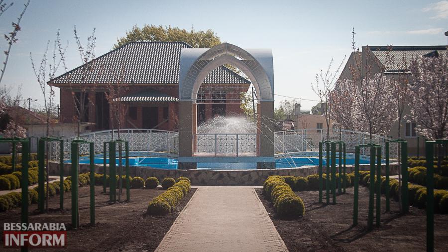 IMG_9617-2 Праздничное настроение: в Измаиле запустили фонтаны