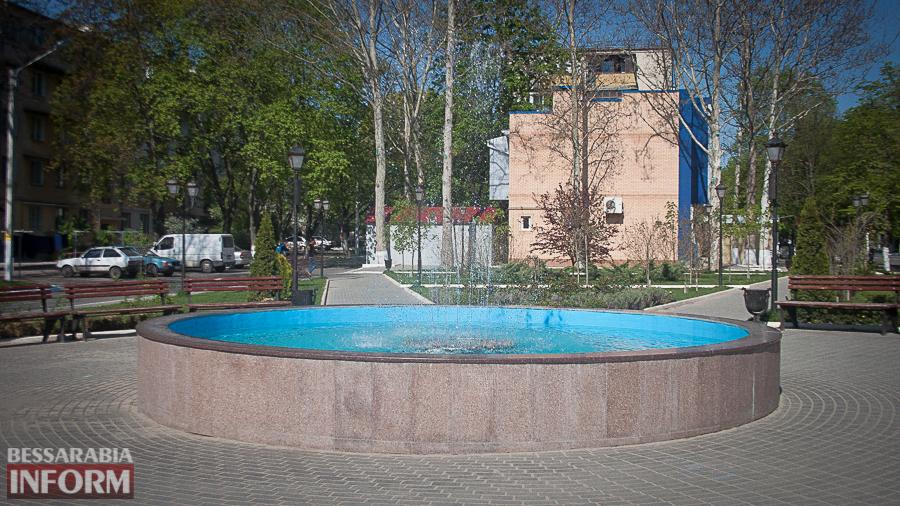 IMG_9629 Праздничное настроение: в Измаиле запустили фонтаны