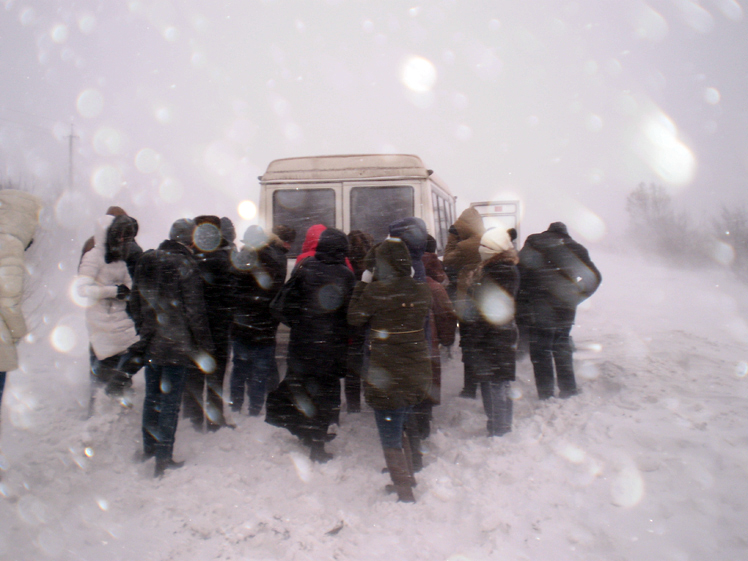 PA140219 Информация об осложнении погодных условий в Одесской области по состоянию на сегодня