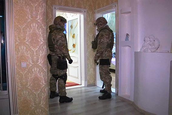 В Измаиле прошла спецоперация по разоблачению наркоторговцев
