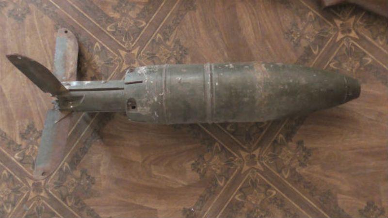 PM993image001 Белгород-Днестровский: люди пришли в полицию с противопехотными минами