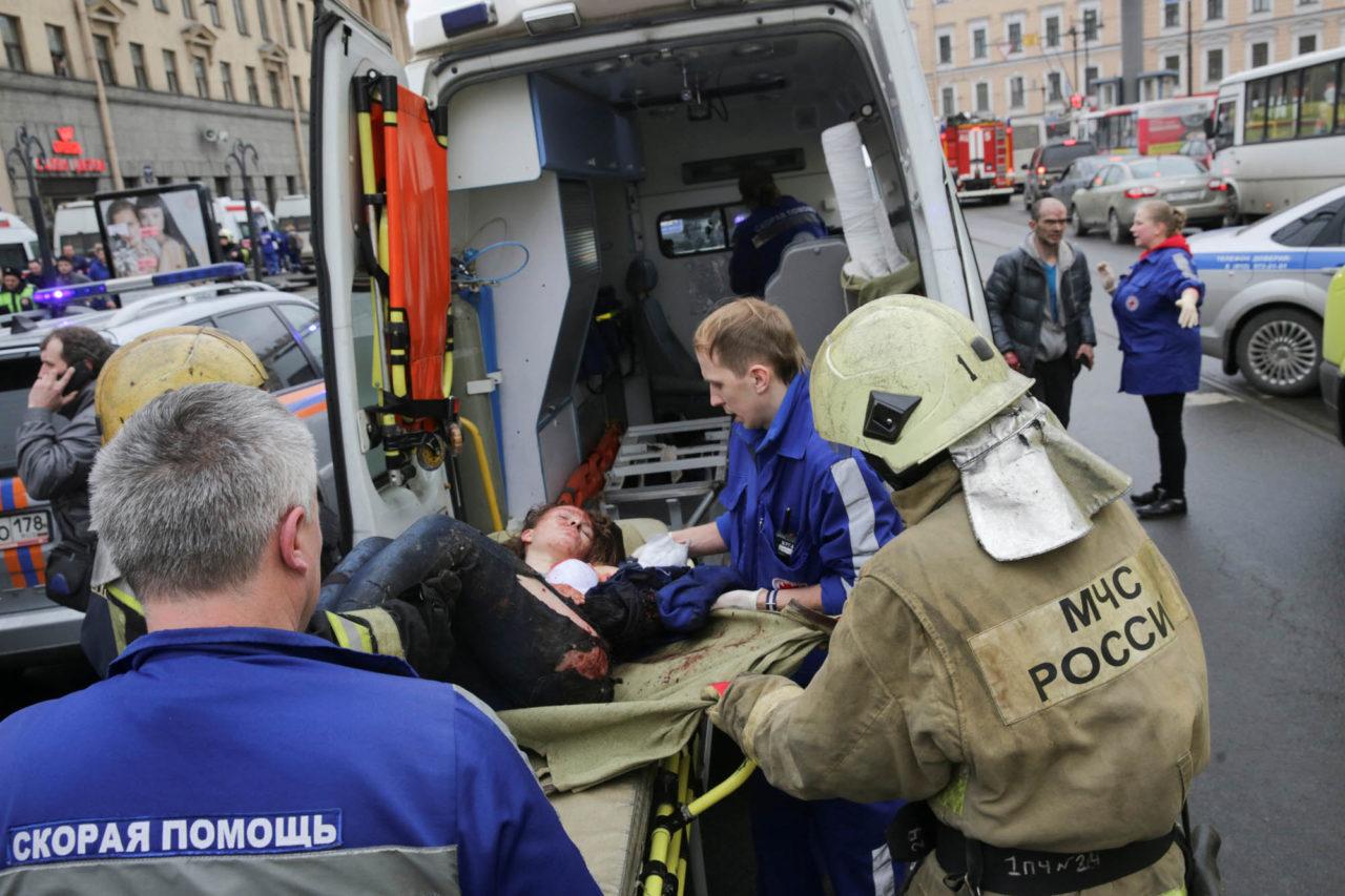 В Питере произошел теракт в метро: что известно о произошедшем (+18)