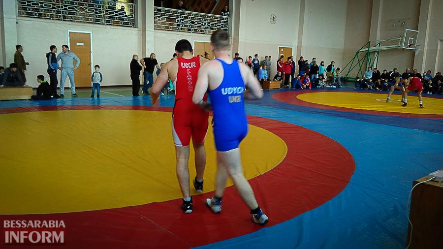 В Измаильском районе прошел крупный Международный турнир по вольной борьбе