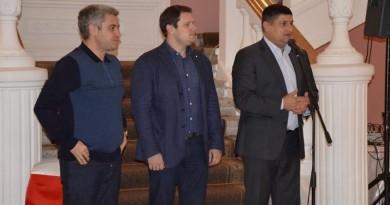 «Оба стали в жёсткую оппозицию к нашей команде»: мэр Измаила Андрей Абрамченко раскрыл причины раскола с братьями Урбанскими