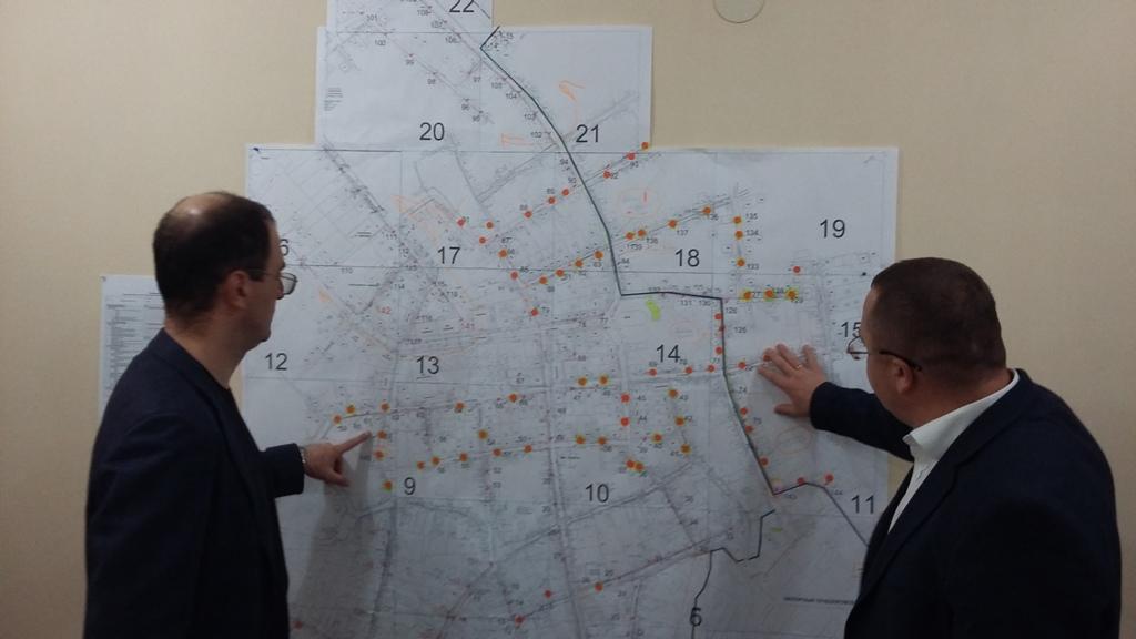 Vilkovo-1 Отчет депутата Одесского областного совета VІІ созыва Юрия Маслова