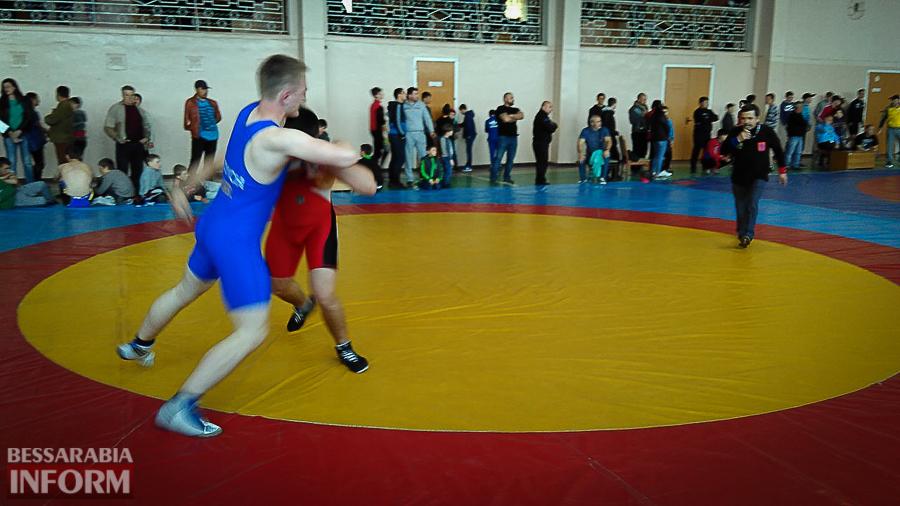 fxTGvxH6X-M В Измаильском районе прошел крупный Международный турнир по вольной борьбе