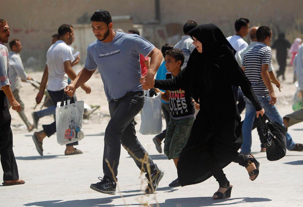 gazsiria10 В Сирии от газовой атаки погибло более 100 человек (фото, видео +18)