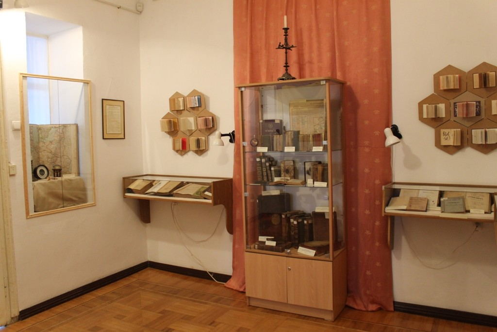 В Измаиле открылась выставка  «Книга – памятник духовной культуры»