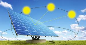 Что такое поворотный трекер для солнечных батарей и для чего он нужен