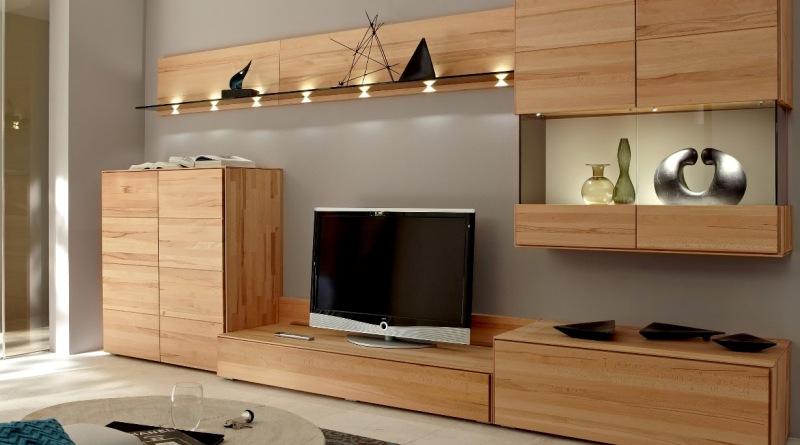 Как купить мебель в гостиную комнату на заказ?