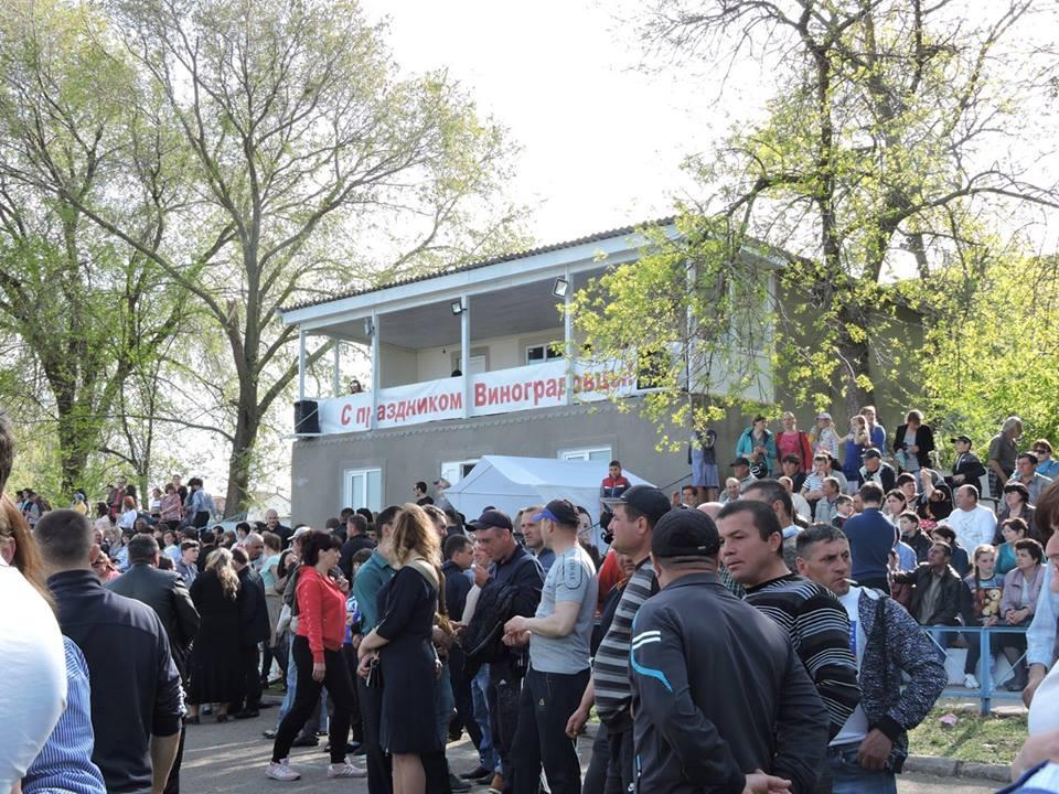 18301615_592527157792910_3329876468610669971_n В Арцизском районе состоялся первый в Украине чемпионат по стрижке овец