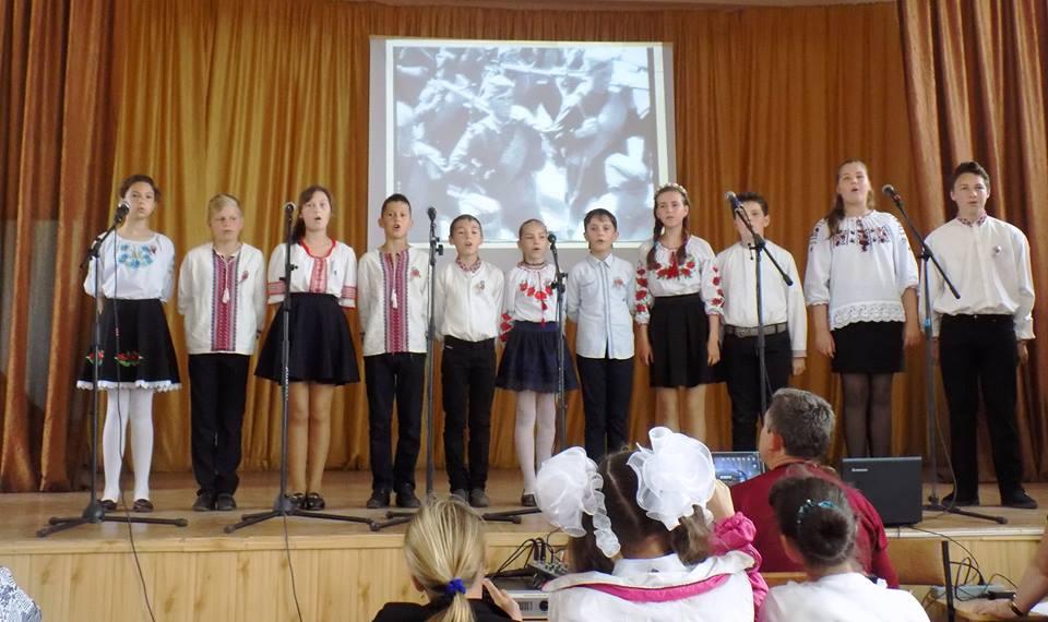 Килийский р-н: в Лесках прошел большой праздничный концерт ко Дню Победы