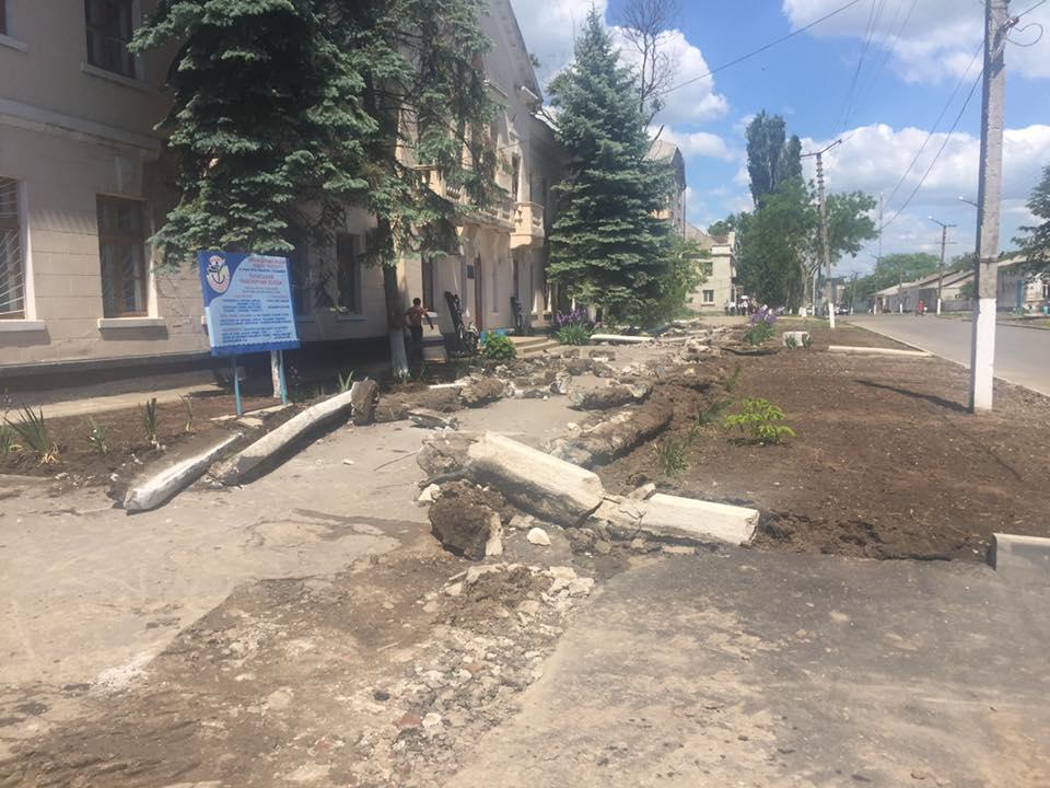 В Килии стартовал последний этап масштабной реконструкции центральной улицы города