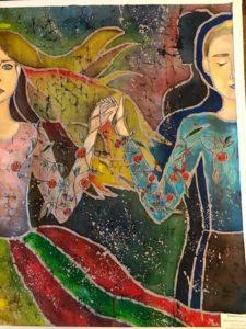 Рисунок килийской ученицы на международном конкурсе был признан лучшим среди семи тысяч