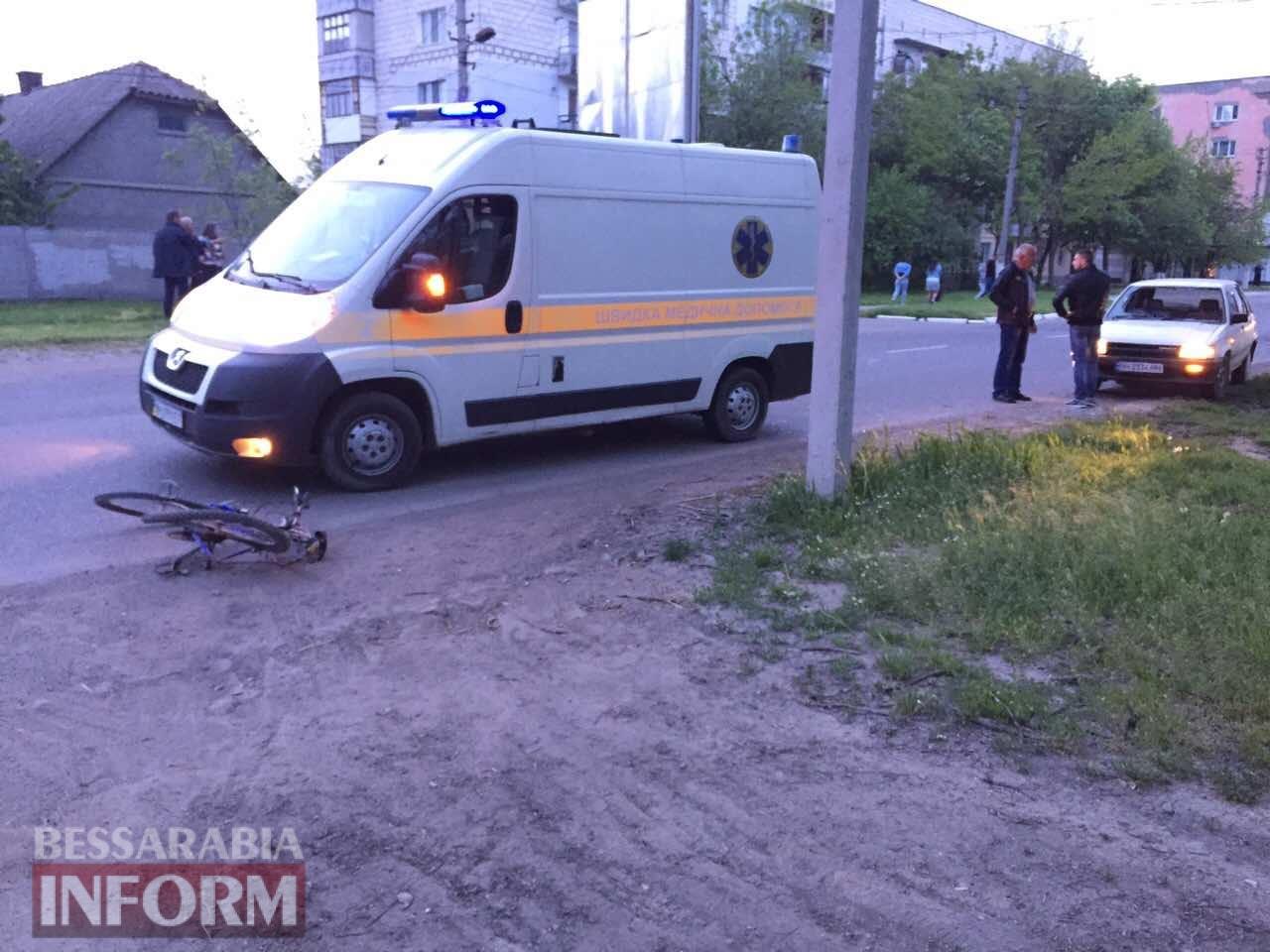 591016a2536e1_64886 В воскресенье на дорогах Измаила пострадали мопедист и велосипедист