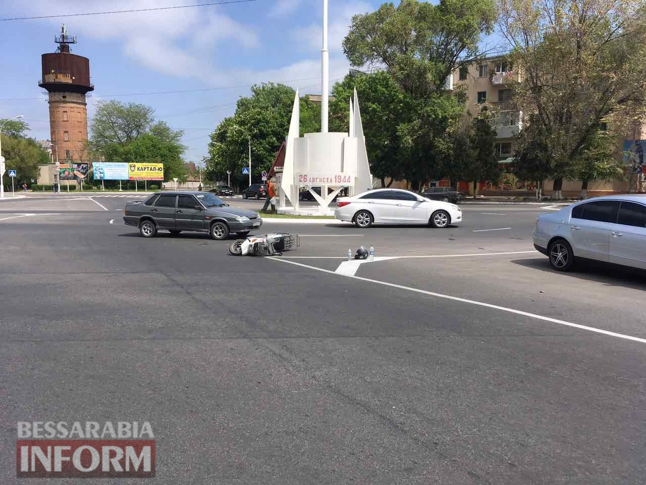 591016a2580c1_346346 В воскресенье на дорогах Измаила пострадали мопедист и велосипедист
