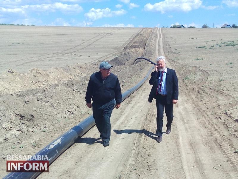 59157551c0003_IMG_20170511_143750 Строительство магистрального газопровода в Измаильском р-не: репортаж с места проведния работ