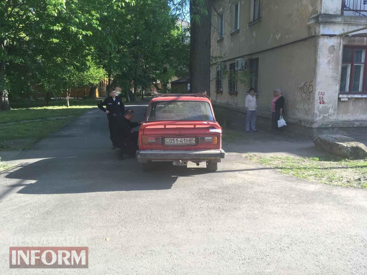 591b1de72bb38_avtomobil-VAZ-2106 Бдительные измаильчанки сообщили в полицию о подозрительном автомобиле