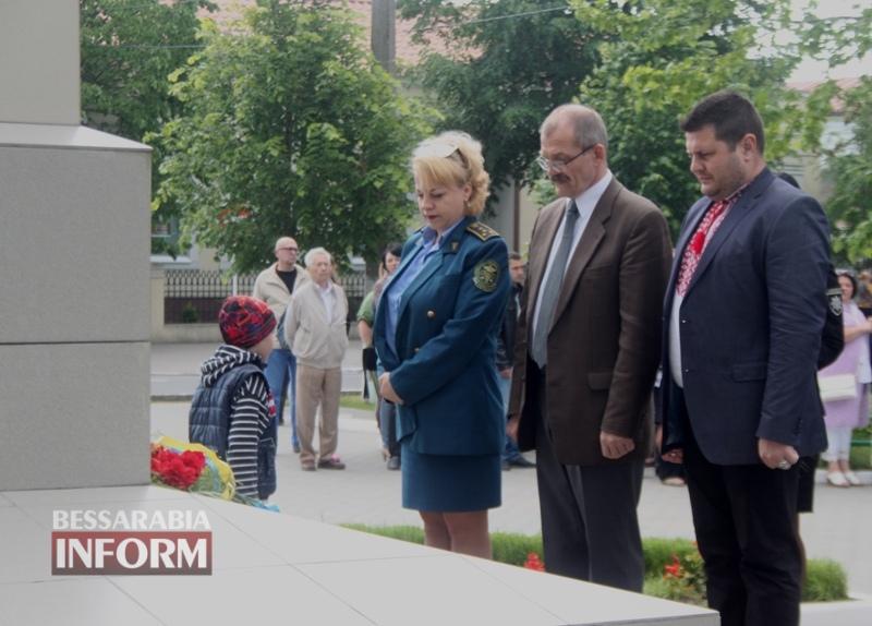592149b238fee_IMG_1326 В Измаиле возлагали цветы в память о жертвах политических репрессий