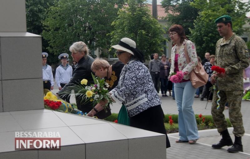 592149bdae5a3_IMG_1340 В Измаиле возлагали цветы в память о жертвах политических репрессий