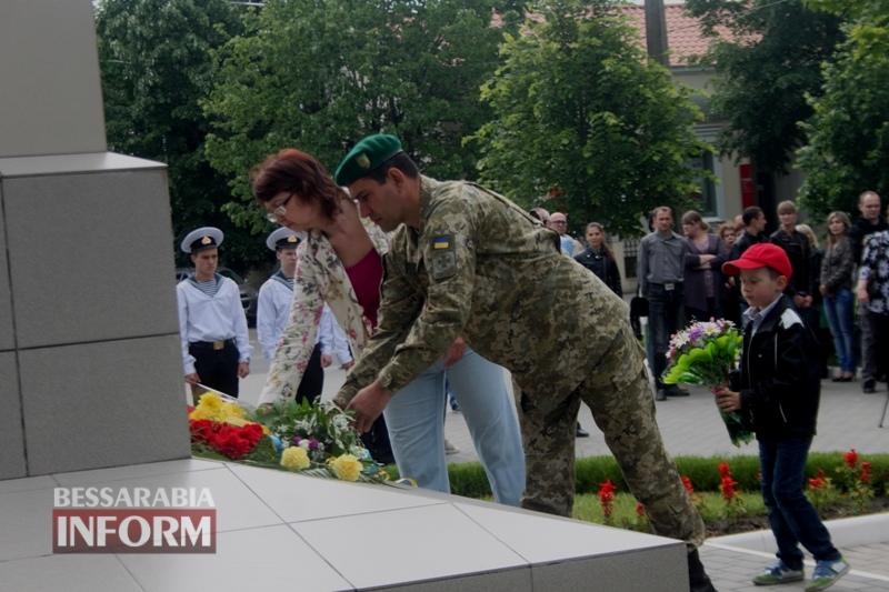 592149c4dd10b_IMG_1344 В Измаиле возлагали цветы в память о жертвах политических репрессий