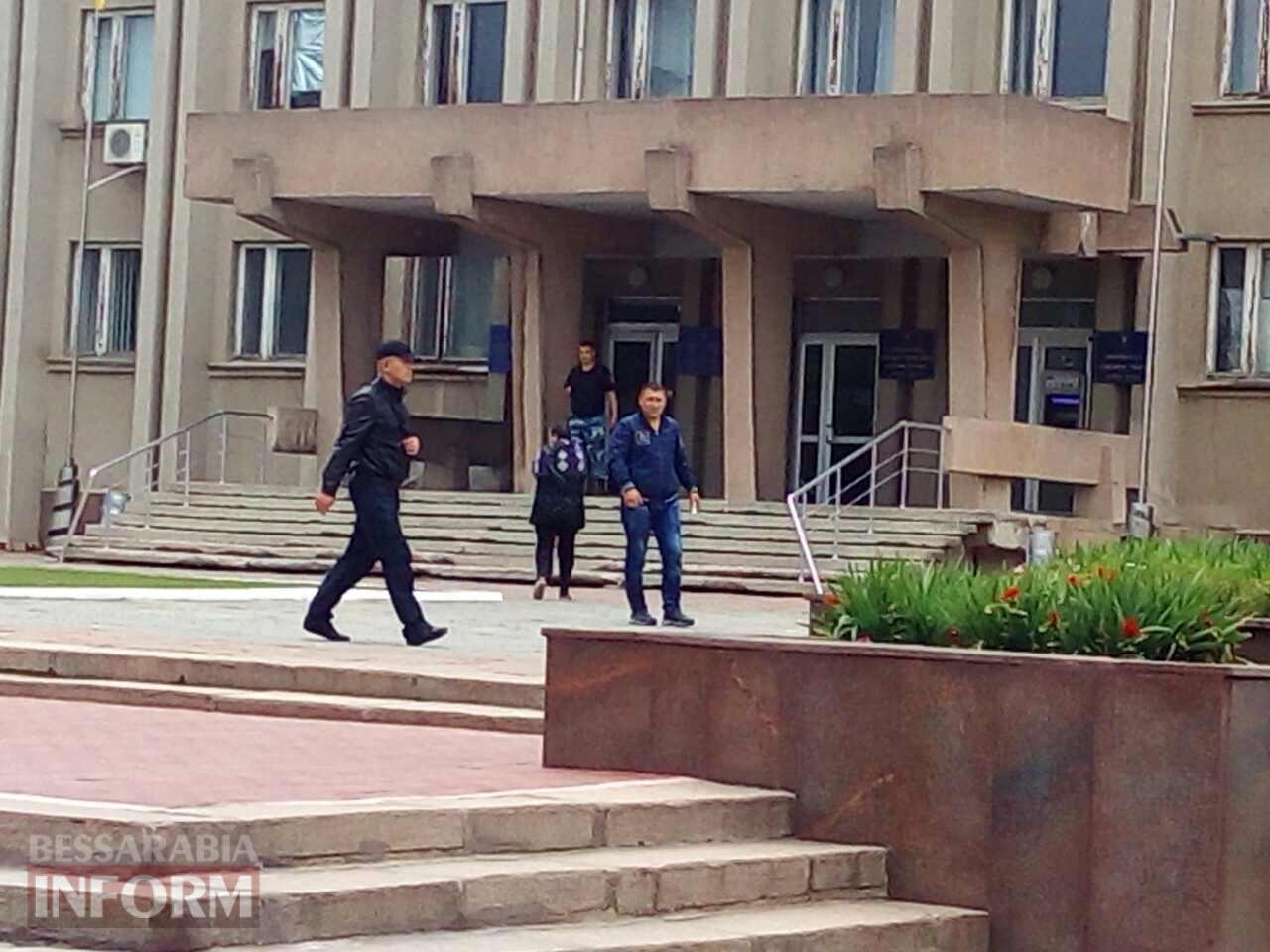5921577053c6a_346346346 Антитеррористические учения в Измаиле: возле здания городского совета обнаружен подозрительный предмет