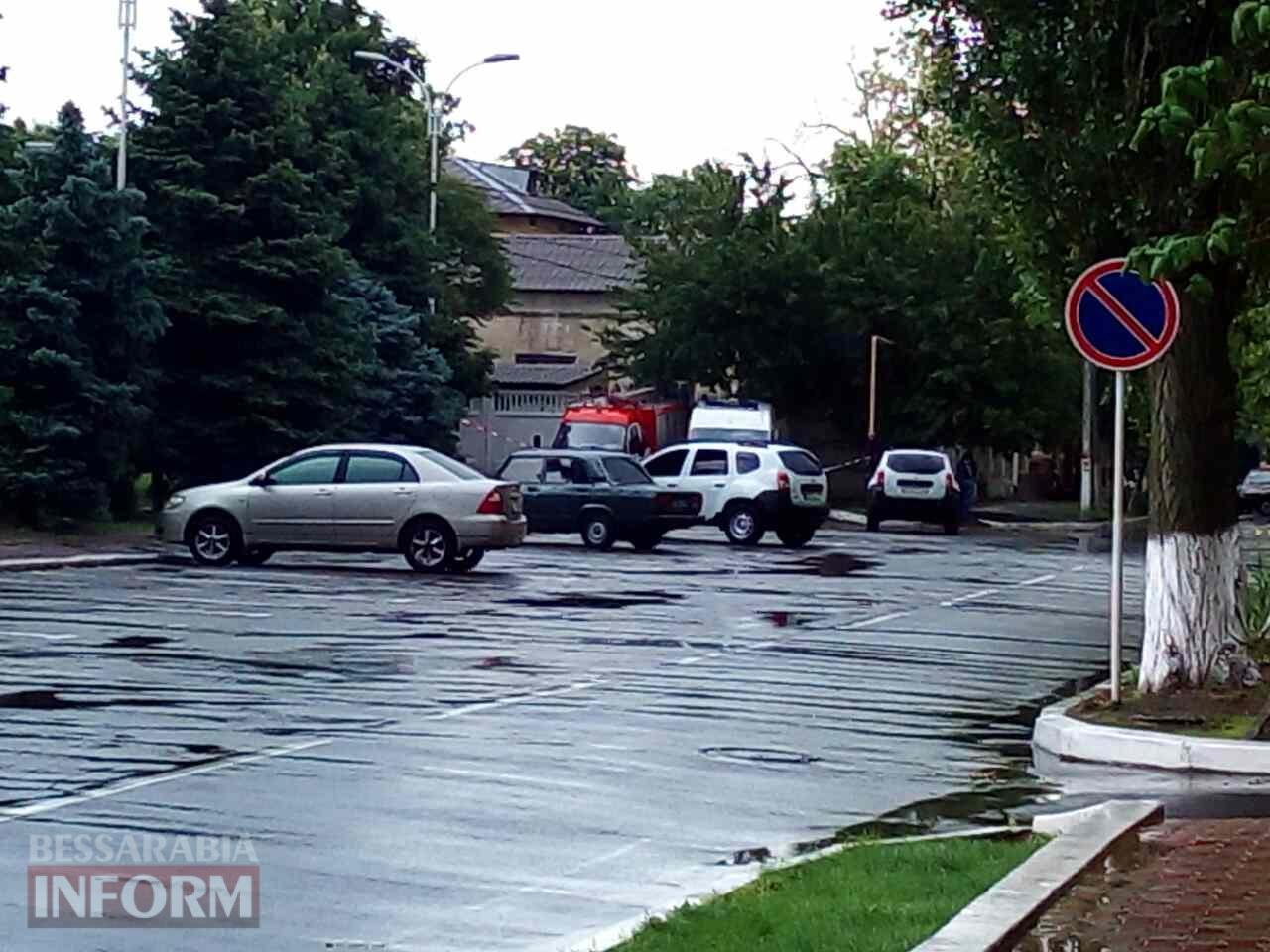 5921577056a4c_457345745734 Антитеррористические учения в Измаиле: возле здания городского совета обнаружен подозрительный предмет