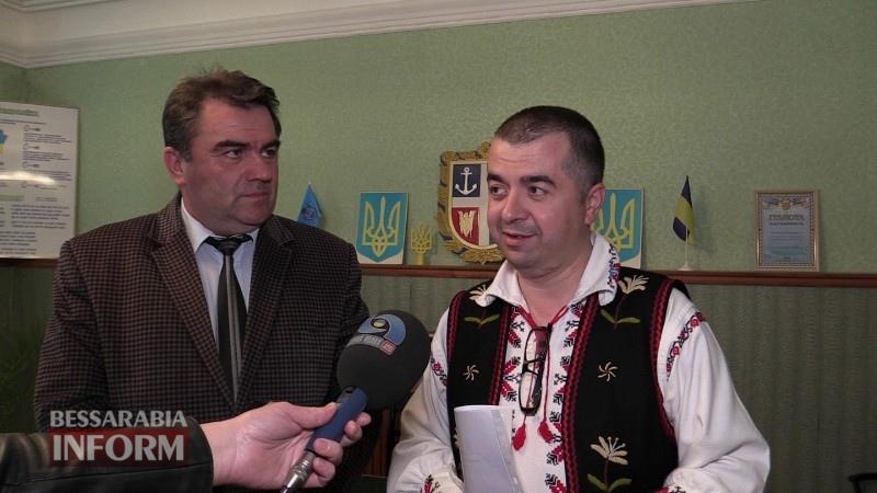 5924026a75d06_viber-image В Ренийском районе встретились первые лица украинской Орловки и румынской Исакчи