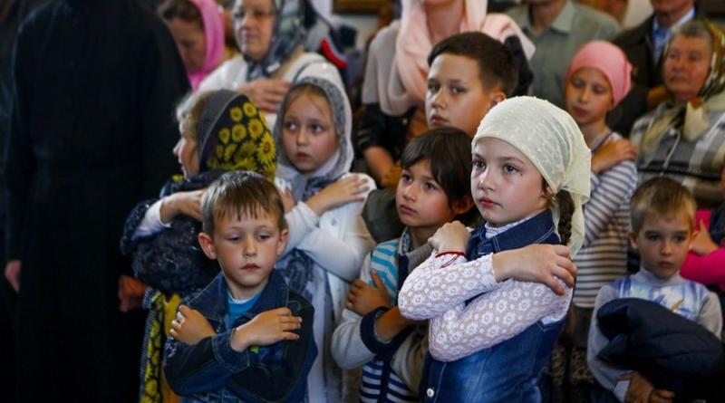 73O2114 Измаильские верующие отпраздновали день памяти святителя Николая Чудотворца