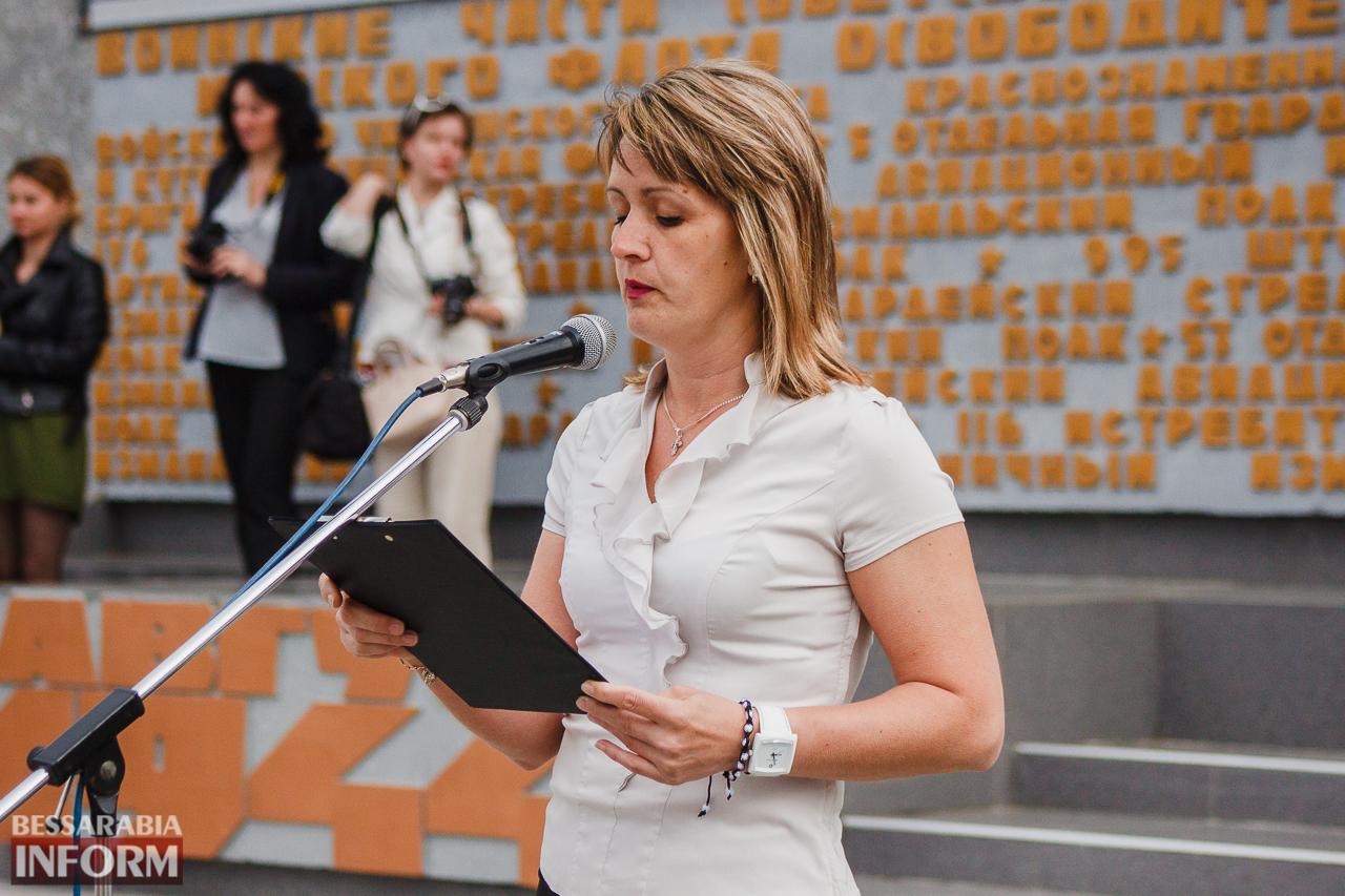 IMG_0700 Священная дата: в Измаиле с размахом отметили 72-ю годовщину Победы над нацизмом