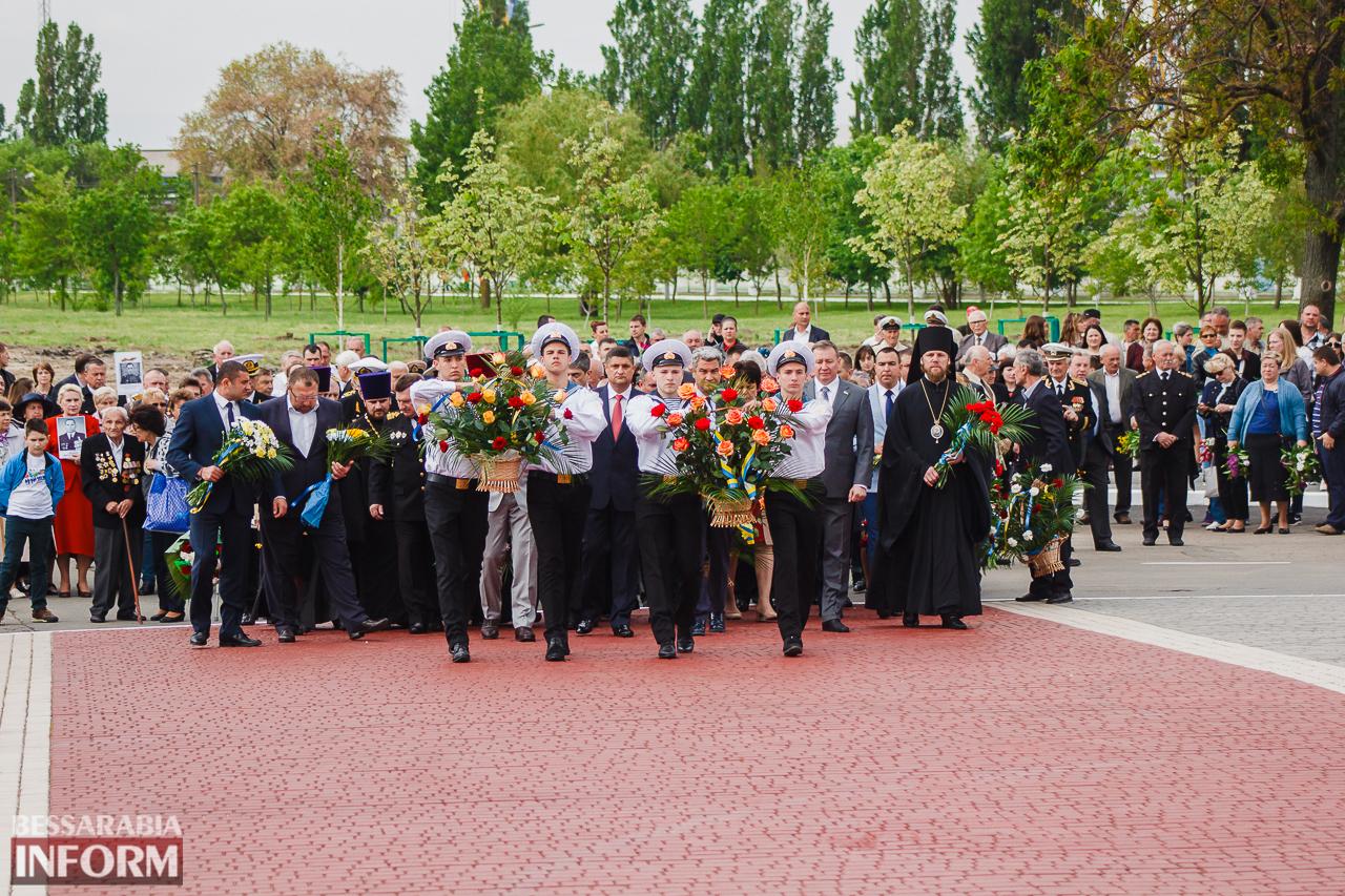 IMG_0715 Священная дата: в Измаиле с размахом отметили 72-ю годовщину Победы над нацизмом