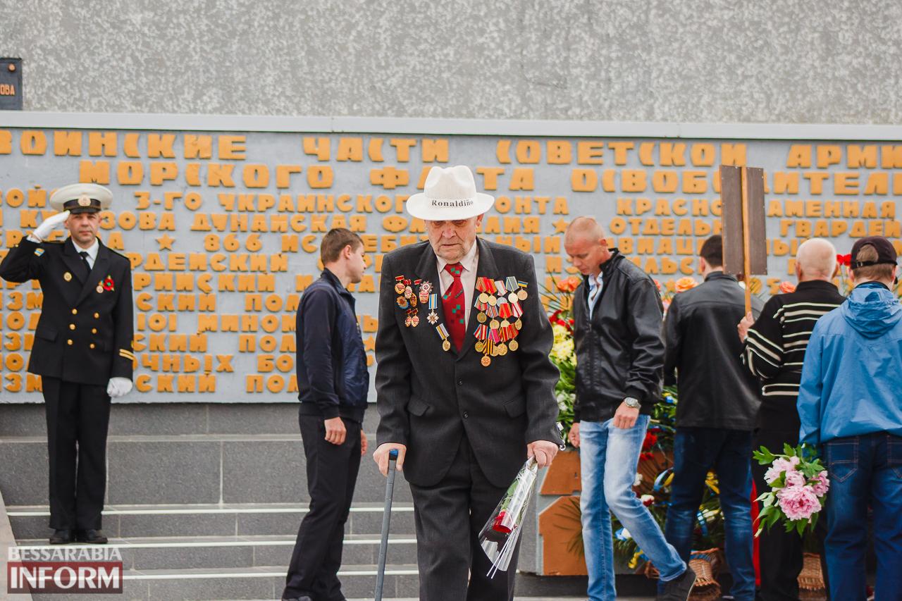 IMG_0737 Священная дата: в Измаиле с размахом отметили 72-ю годовщину Победы над нацизмом
