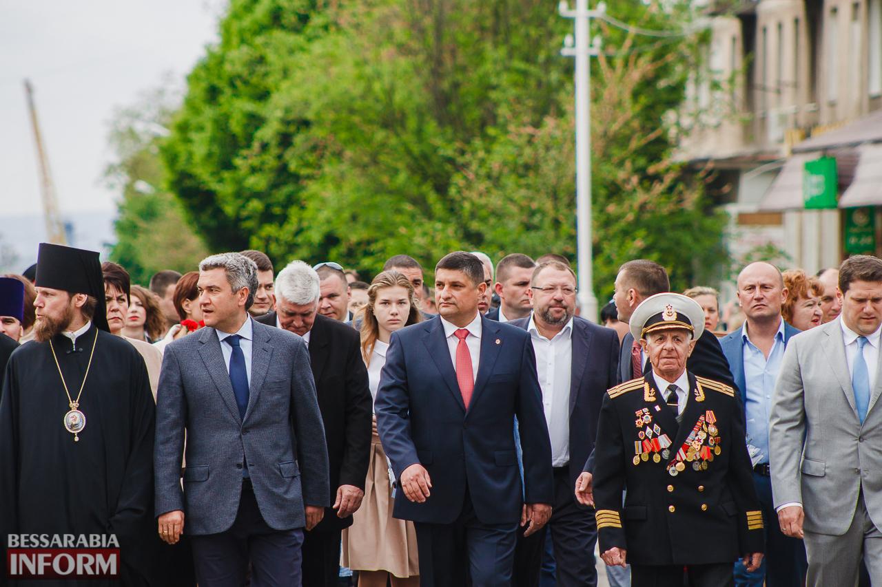 IMG_0808 Священная дата: в Измаиле с размахом отметили 72-ю годовщину Победы над нацизмом