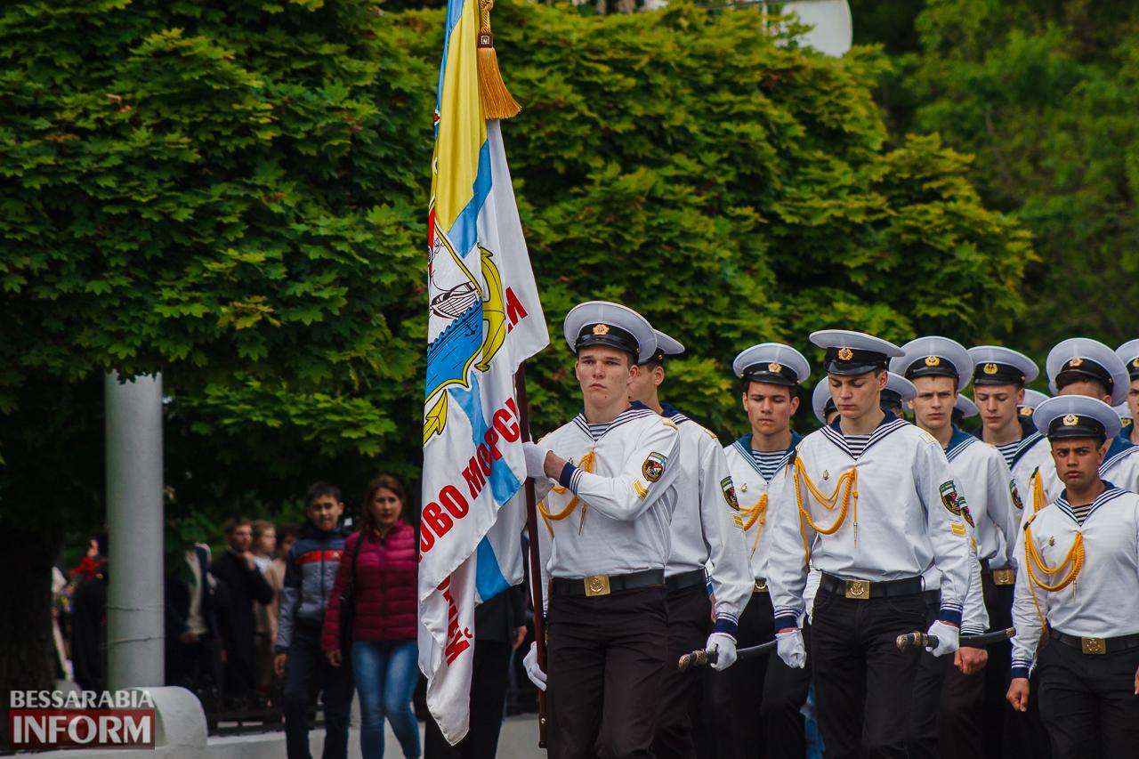 IMG_0829 Священная дата: в Измаиле с размахом отметили 72-ю годовщину Победы над нацизмом