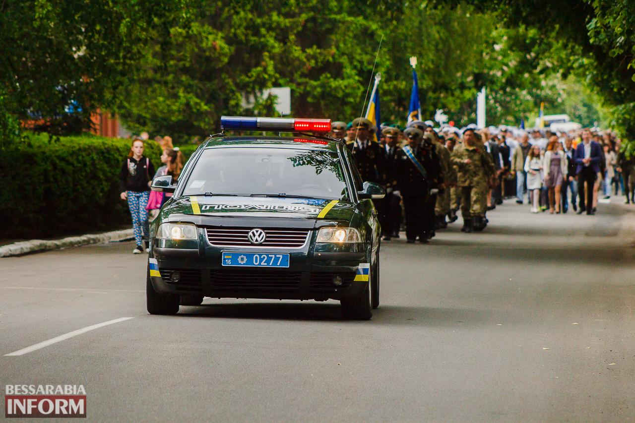 IMG_0844 Священная дата: в Измаиле с размахом отметили 72-ю годовщину Победы над нацизмом