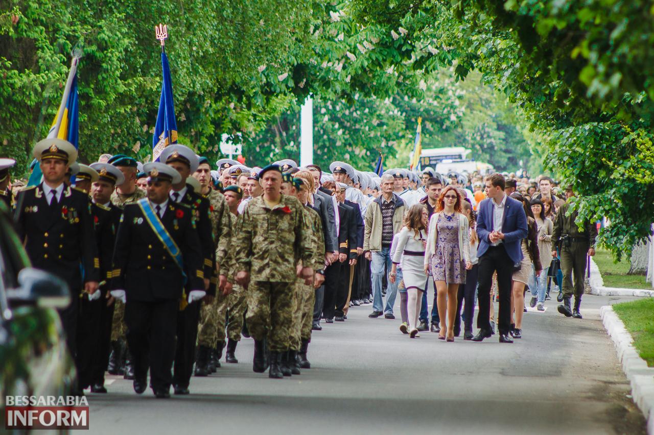 IMG_0846 Священная дата: в Измаиле с размахом отметили 72-ю годовщину Победы над нацизмом