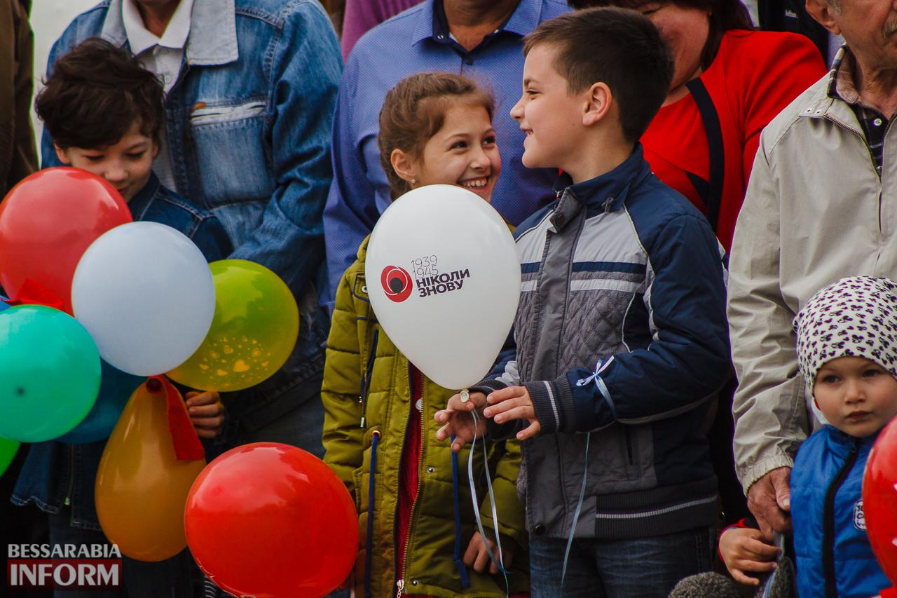 IMG_0866 Священная дата: в Измаиле с размахом отметили 72-ю годовщину Победы над нацизмом