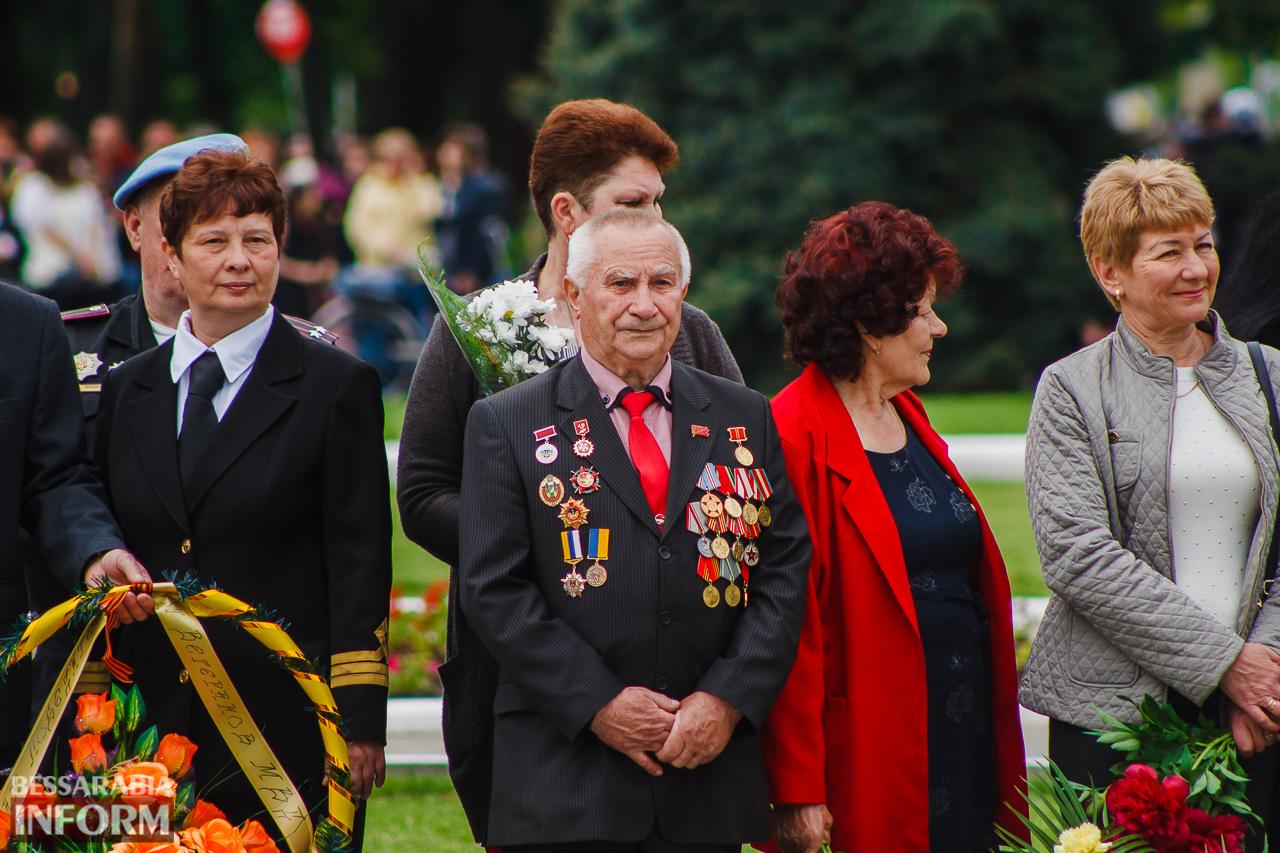 IMG_0926 Священная дата: в Измаиле с размахом отметили 72-ю годовщину Победы над нацизмом