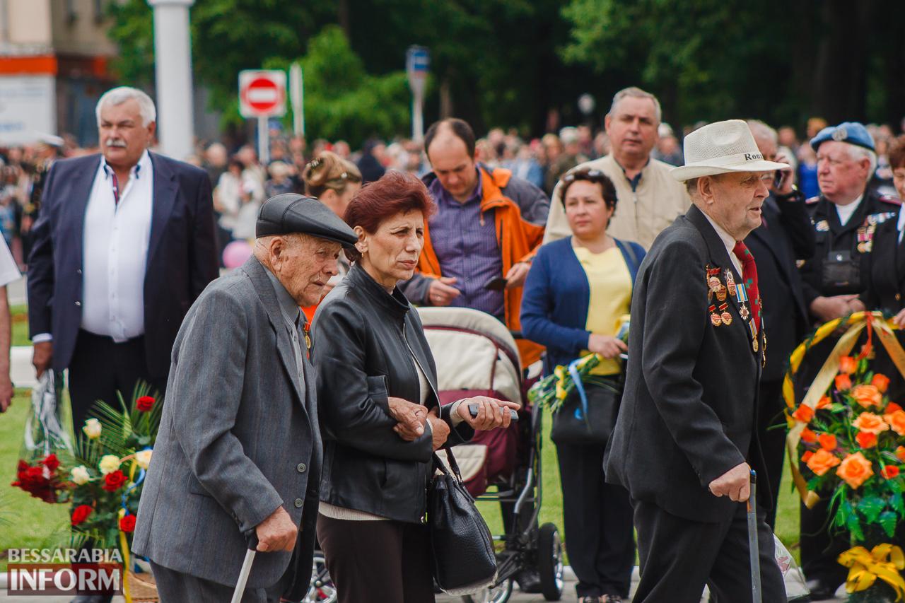IMG_0937 Священная дата: в Измаиле с размахом отметили 72-ю годовщину Победы над нацизмом
