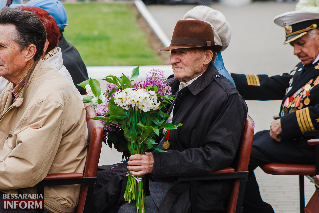 IMG_0947 Священная дата: в Измаиле с размахом отметили 72-ю годовщину Победы над нацизмом