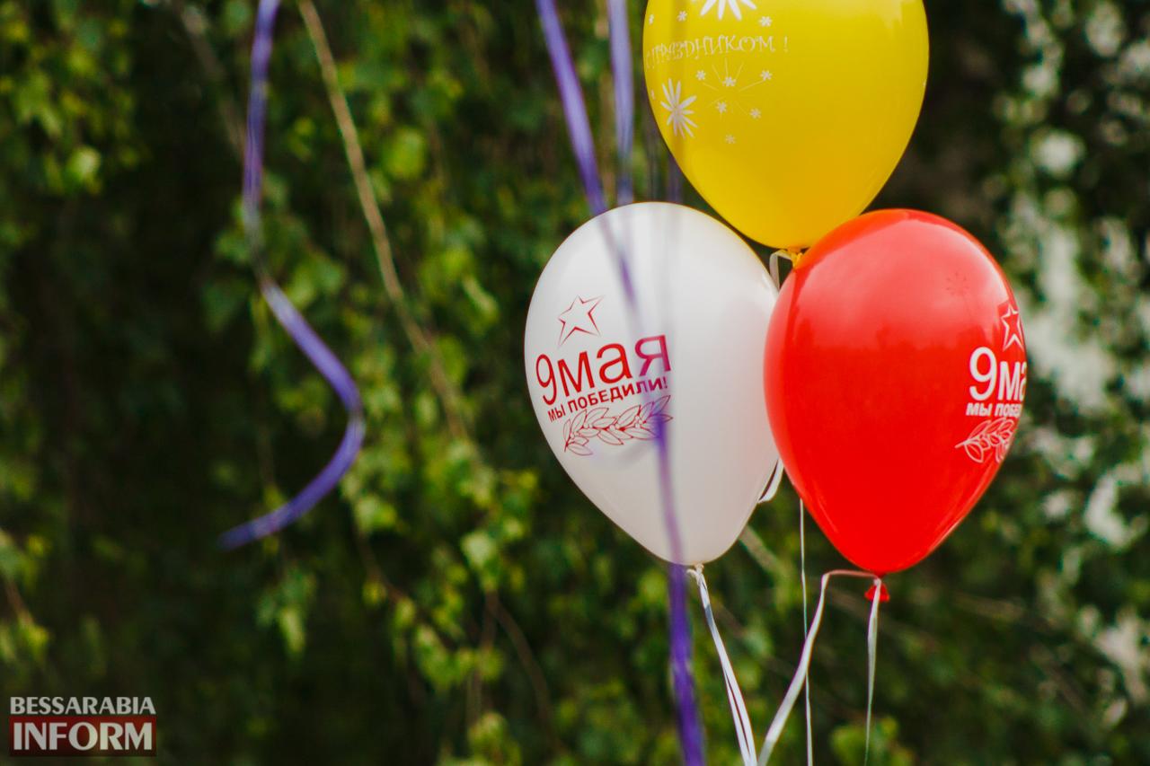 IMG_0950 Священная дата: в Измаиле с размахом отметили 72-ю годовщину Победы над нацизмом