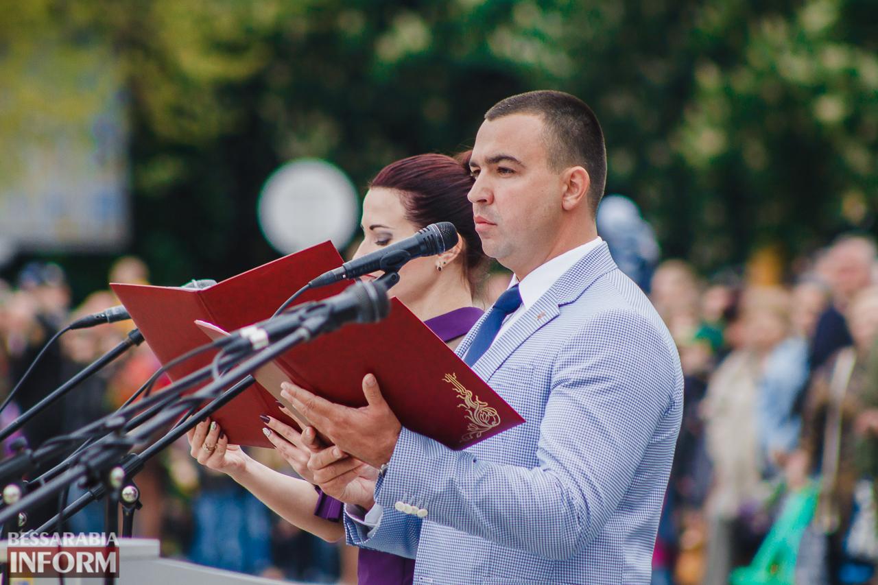 IMG_0984 Священная дата: в Измаиле с размахом отметили 72-ю годовщину Победы над нацизмом