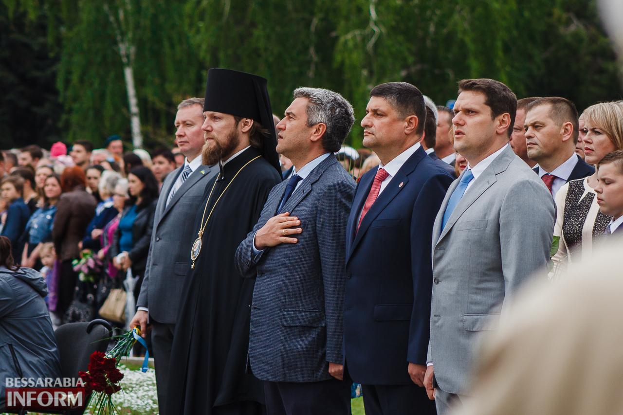 IMG_1005 Священная дата: в Измаиле с размахом отметили 72-ю годовщину Победы над нацизмом