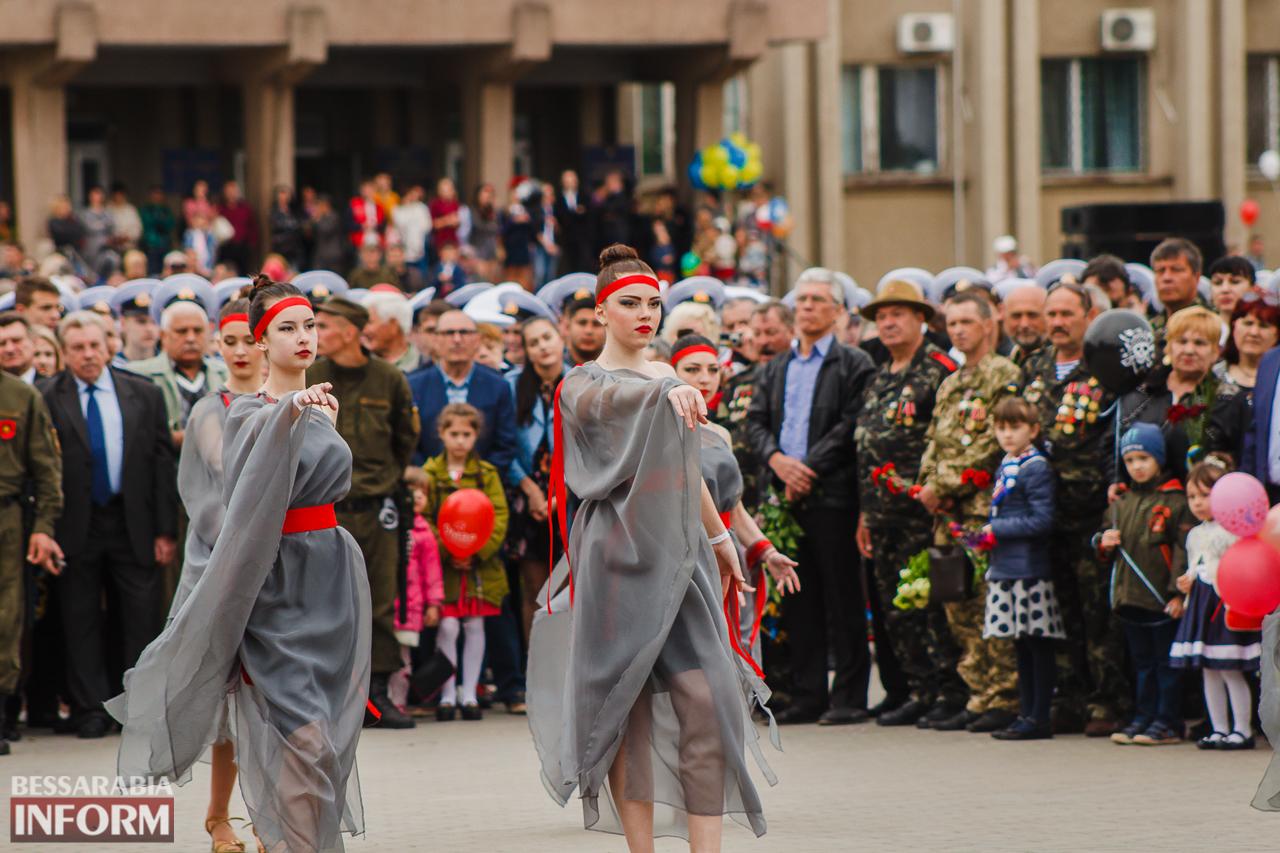 IMG_1037 Священная дата: в Измаиле с размахом отметили 72-ю годовщину Победы над нацизмом