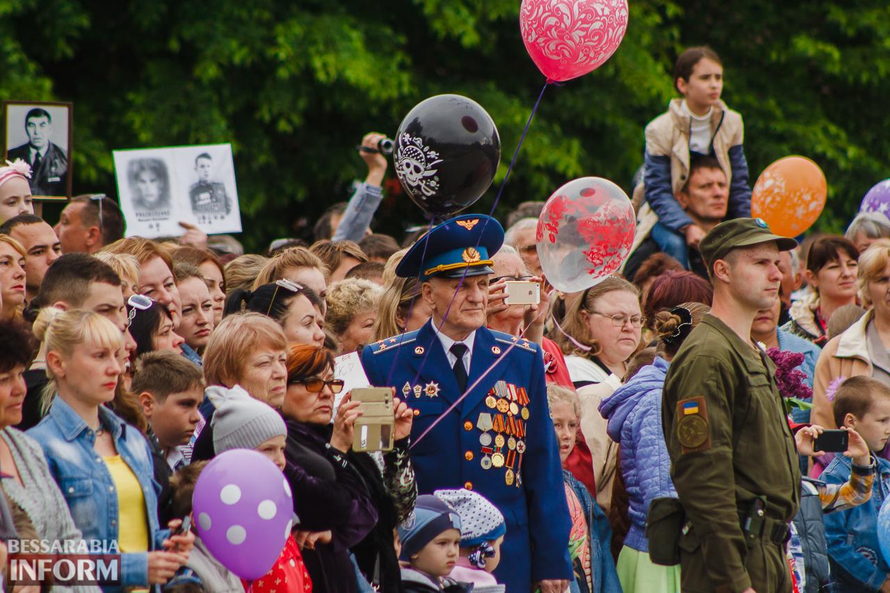 IMG_1061 Священная дата: в Измаиле с размахом отметили 72-ю годовщину Победы над нацизмом