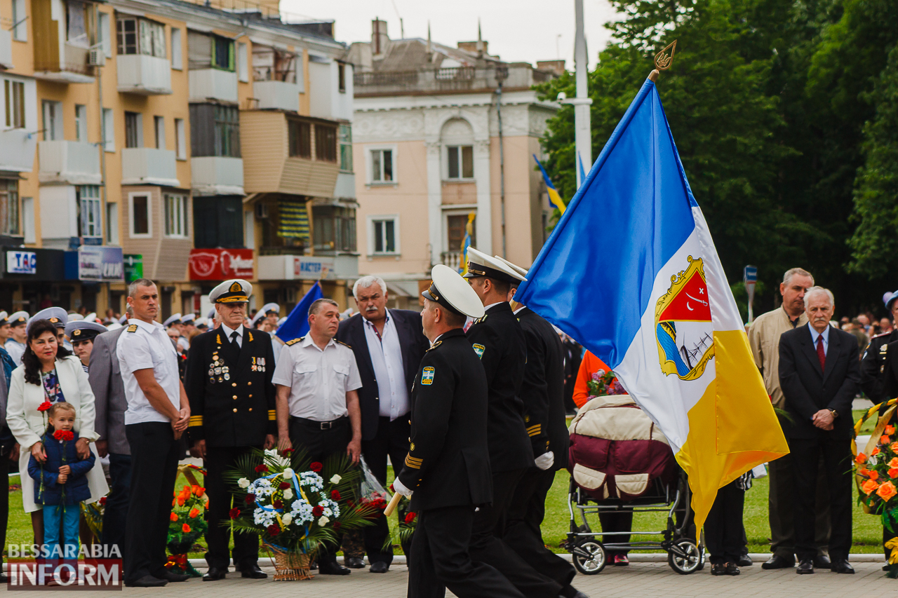 IMG_1091 Священная дата: в Измаиле с размахом отметили 72-ю годовщину Победы над нацизмом