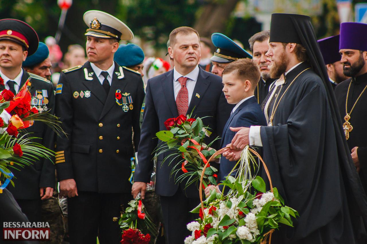 IMG_1097 Священная дата: в Измаиле с размахом отметили 72-ю годовщину Победы над нацизмом