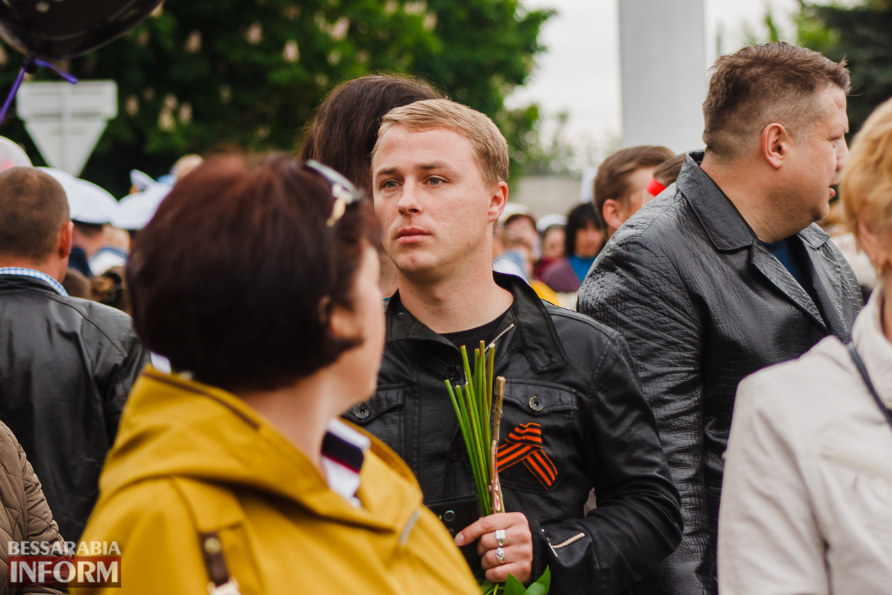 IMG_1100 Священная дата: в Измаиле с размахом отметили 72-ю годовщину Победы над нацизмом