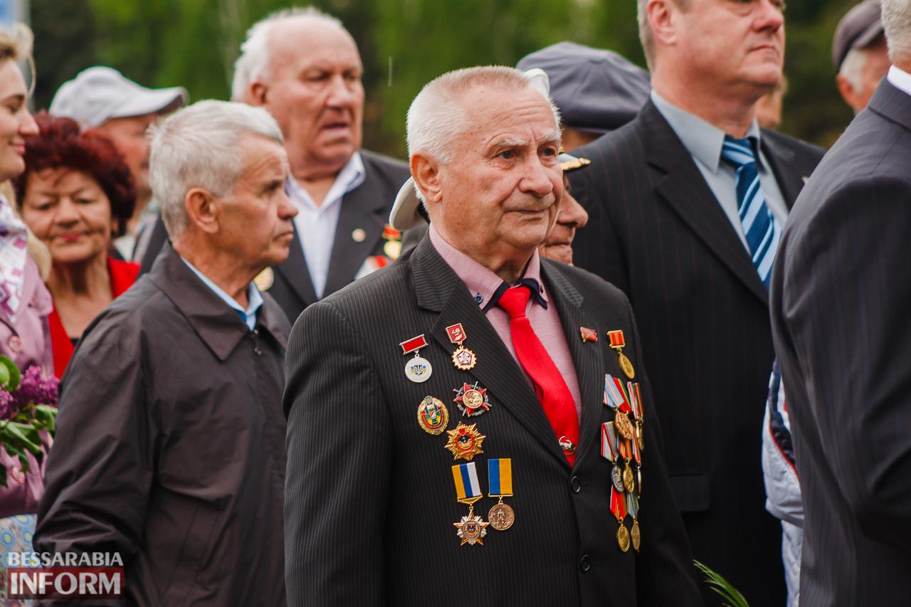 IMG_1105 Священная дата: в Измаиле с размахом отметили 72-ю годовщину Победы над нацизмом