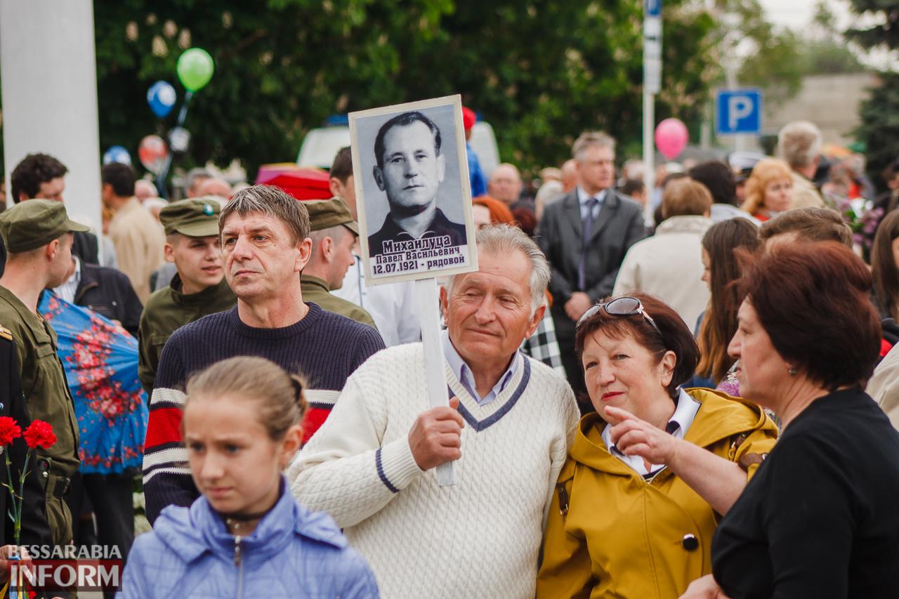 IMG_1108 Священная дата: в Измаиле с размахом отметили 72-ю годовщину Победы над нацизмом